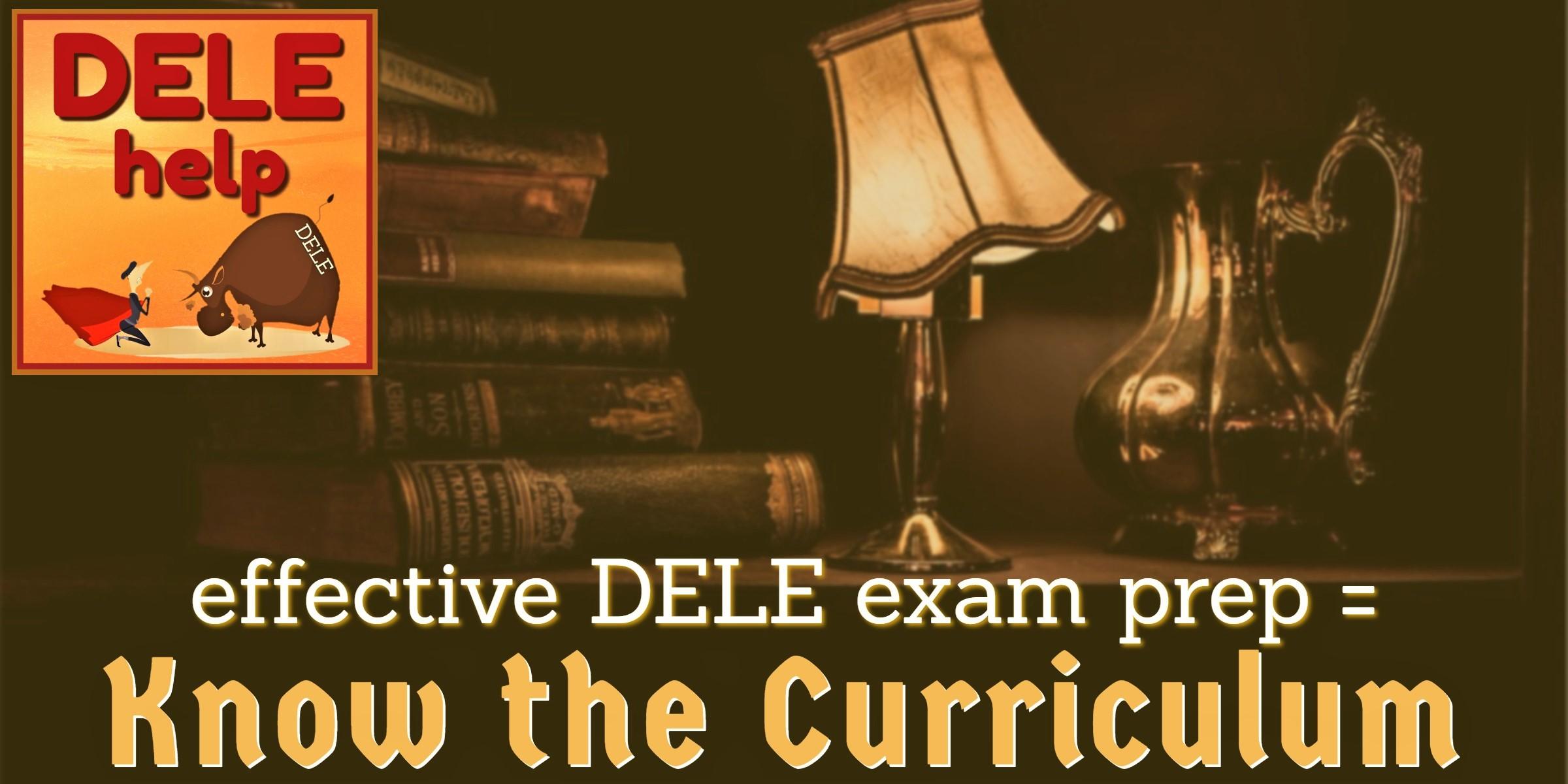 Focus your DELE / SIELE / OPI exam prep