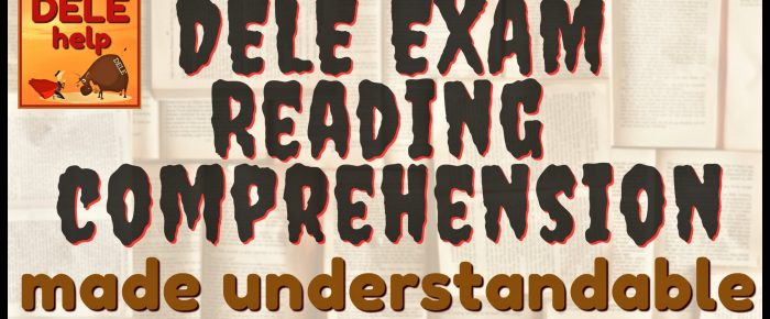 TOP TIPS FOR ACING SPANISH READING COMPREHENSION TESTS