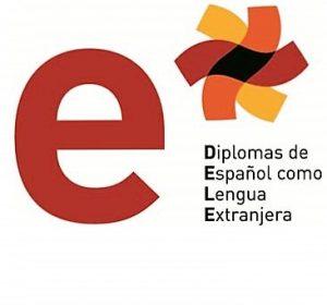 DELE exam logo
