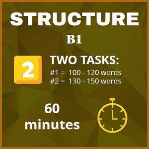 W E structure block