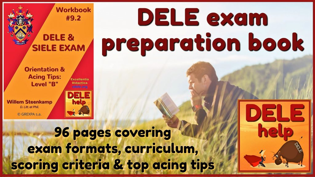 Category: examen DELE - DELEhelp Blog